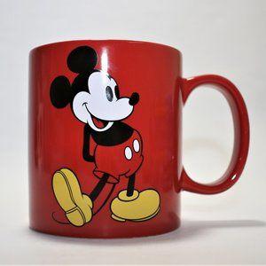 DISNEY STORE Mickey Mouse Love Mug 16 oz